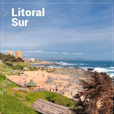 litoral sur